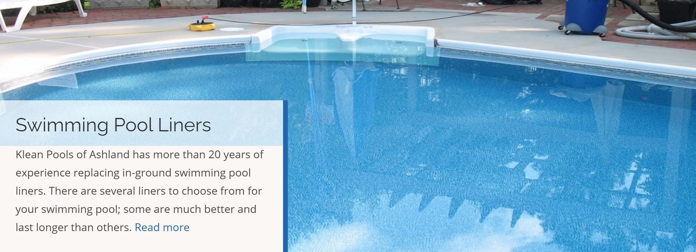 Klean Pools Inc. Richmond VA